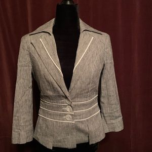 Suite jacket and pants